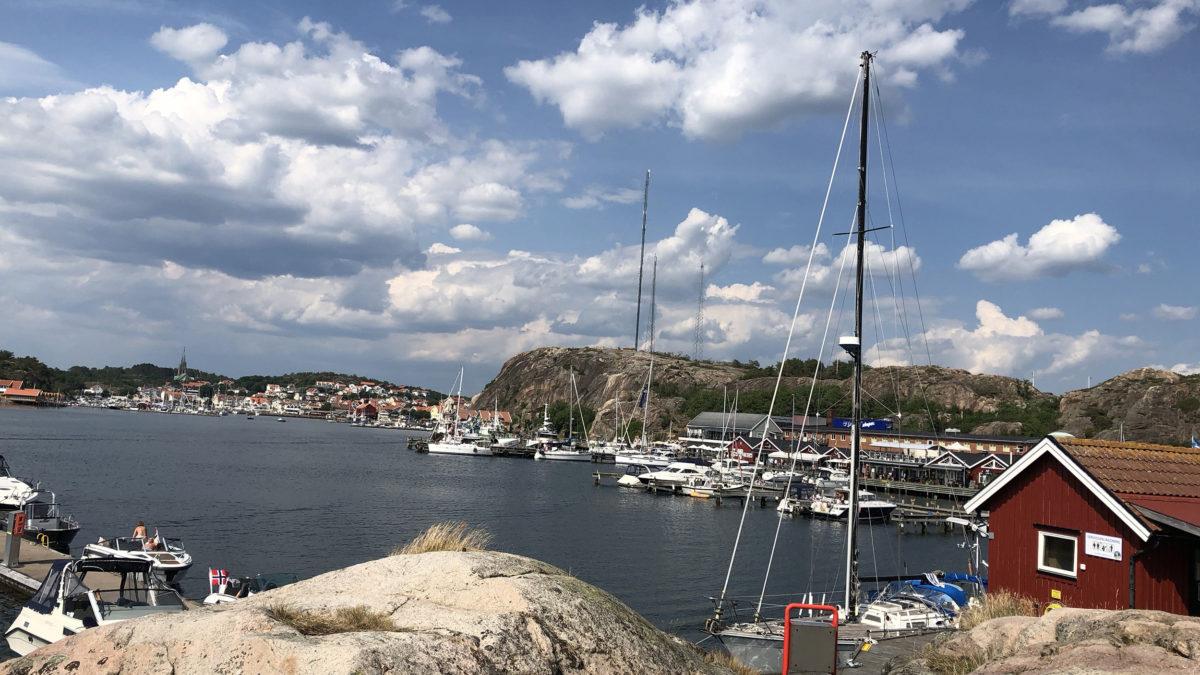 Grebbestad Fjordens camping